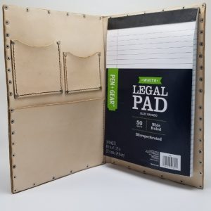 Notepad holder/cover