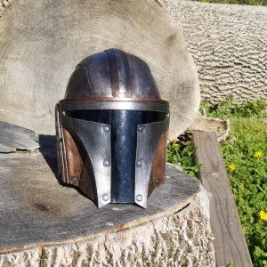 Mandalorian Inspired Helmet