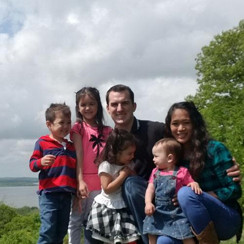 Alms Family