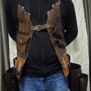 Tool Vest with Pouches