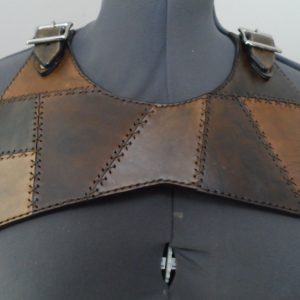 Cosplay Rugged Vest